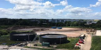 Green power division of Severn Trent Water invests in third food waste plant