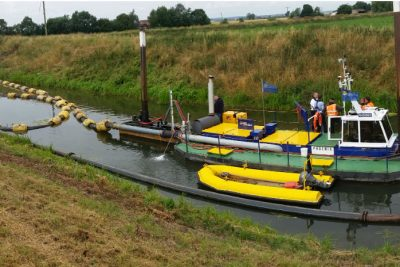 Specialist Dutch silt company comes to Black Sluice in Lincolnshire