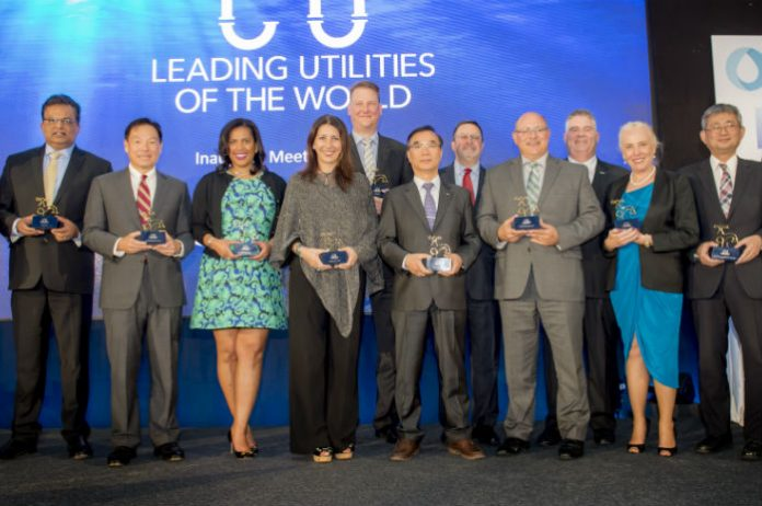 Global water utility network links with CH2M