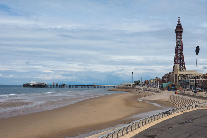 Blackpool Council has applied to manage its own water supply