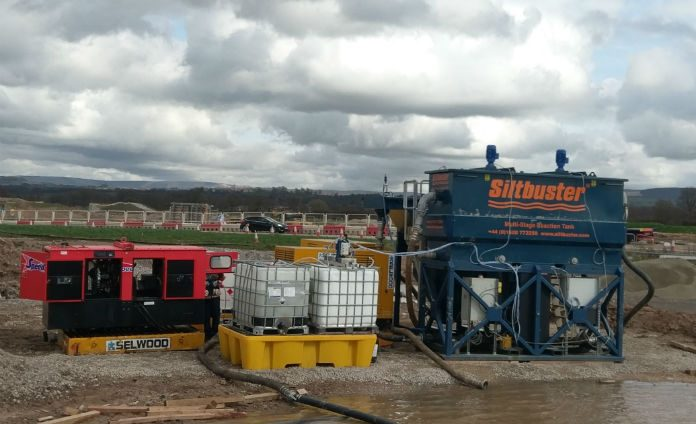 Siltbuster and Siltbuster Process Solutions join the Selwood Group